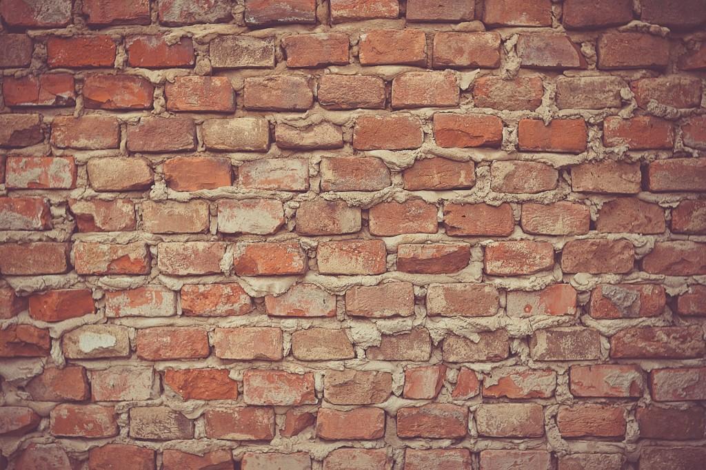 Mauer - Stein auf Stein